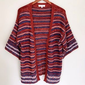 Solitaire Sweater Cardigan size M